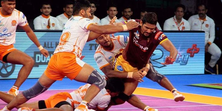 Pro Kabaddi League 2017 LIVE score and updates Haryana Steelers vs Patna Pirates Patna opens up early lead - Firstpost #757Live