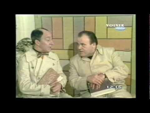Alberto Olmedo y Javier Portales