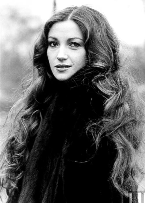 Jane Seymour-SOMEDAY MY HAIR WILL BE THAT LONG