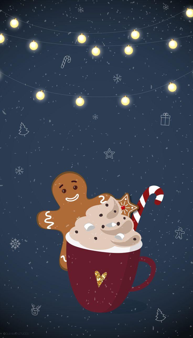 FONDS D'ÉCRAN #24 – WARM CHRISTMAS
