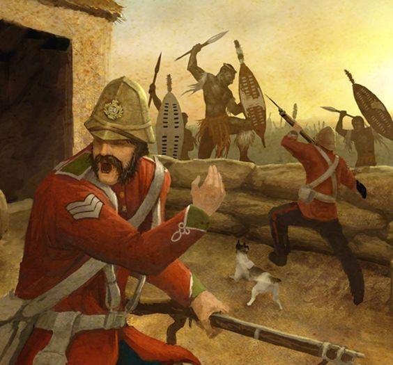 British Defence of Rorkes Drift