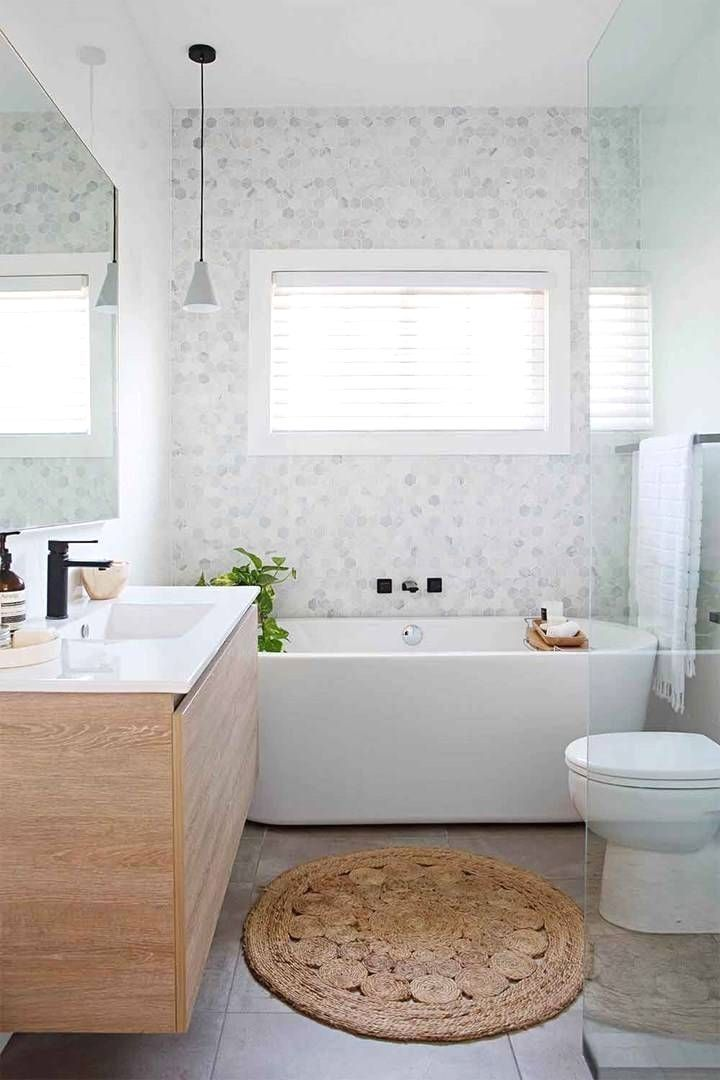 Fresh Bathroom & Modern Powder Room Reveal – #bath…
