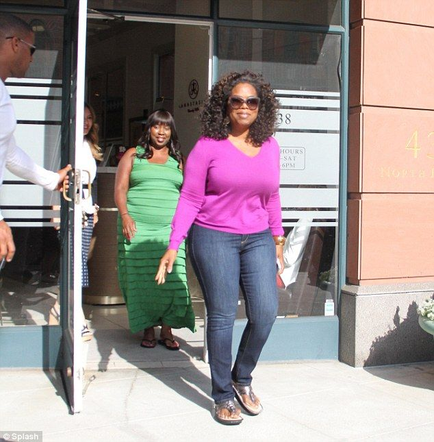 Oprah Skinny 2014 Oprah Winfrey shows of...