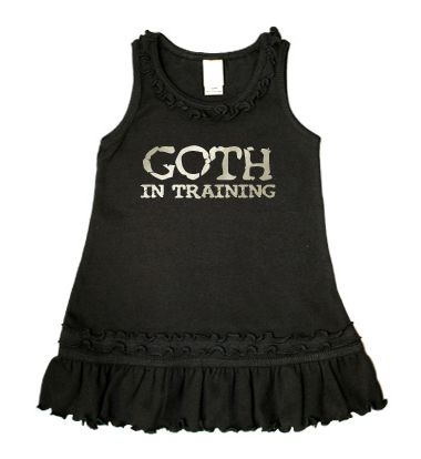 25  best ideas about Gothic baby clothes on Pinterest | Goth baby ...