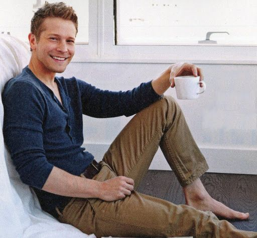 Matt Czuchry - one of the very few blonde men I've ever been attracted too. This man is.. indescribably sexy.