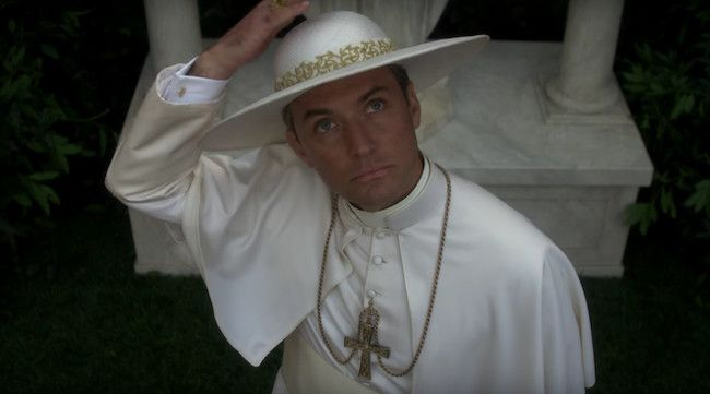 Nine Questions About The Upcoming HBO Series 'The Young Pope'