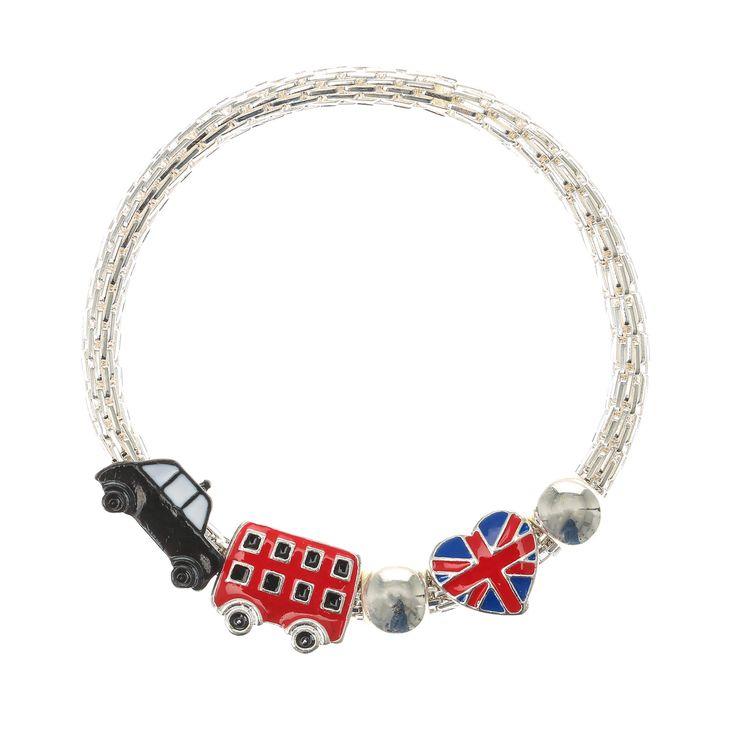 London Stretch Bracelet