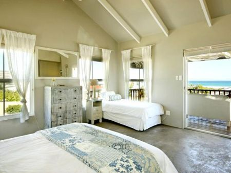 Self catering accommodation, Scarborough, Cape Town   Heavenly peaceful atmosphere in the main bedroom