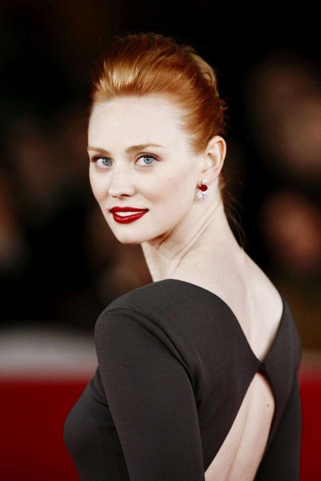 #Capelli rossi: copia il look delle #star - #hairstyles