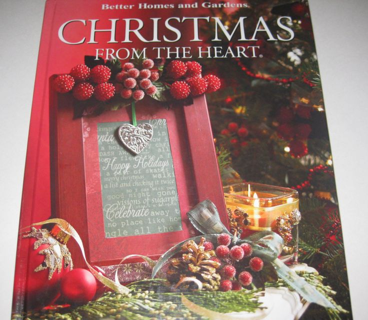 c0a2bc2fa7409f1bde076280ae45eb90 - Better Homes And Gardens Christmas From The Heart Volume 25