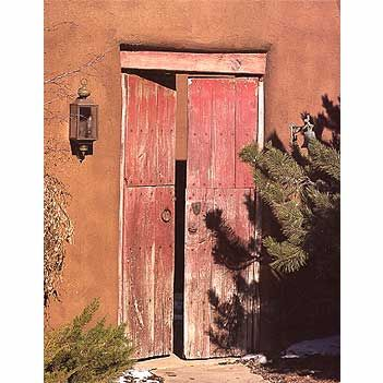 Old Mexican Doors