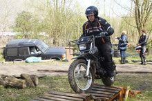 Lekker vies worden met motorrijden cursus en cadeau lessen!