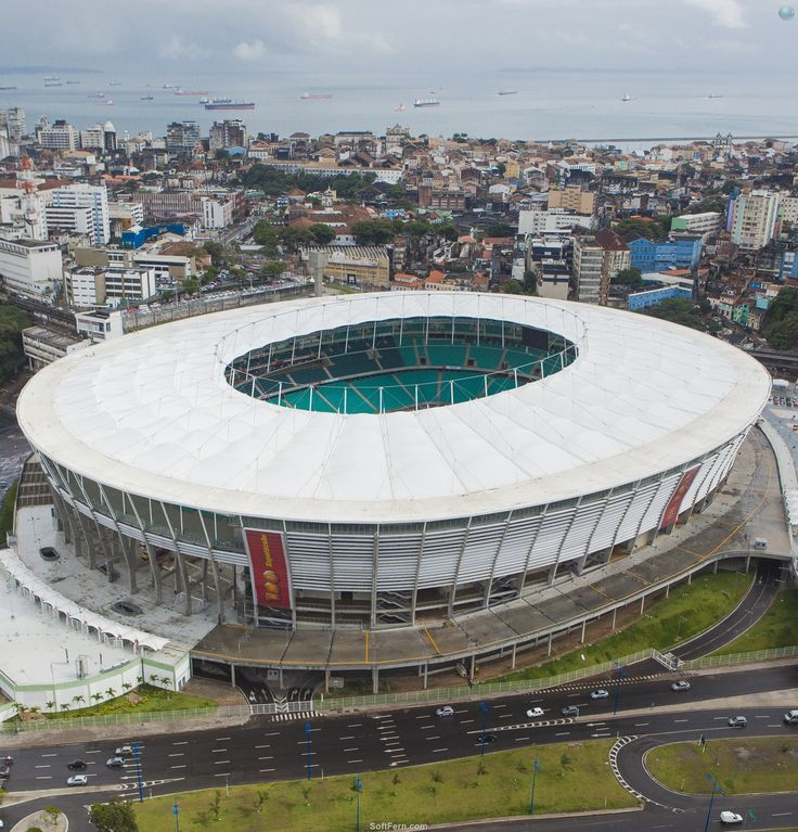 Itaipava Arena - Fonte Nova, Brasil