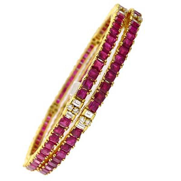ruby bangle - Google Search