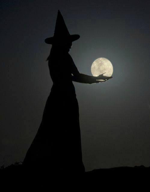 bruxa lua