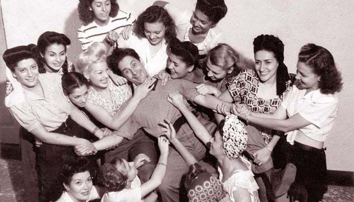 Nas d cadas de 1940 e 50 tempos bo mios do rio de janeiro - Musica anos 50 americana ...