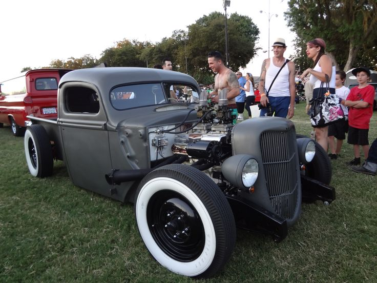 41 Best Rod Stuff Images On Pinterest Classic Trucks Car And