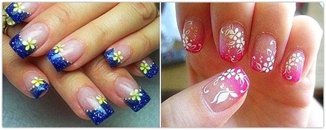 cool easy nail designs #prom nail art