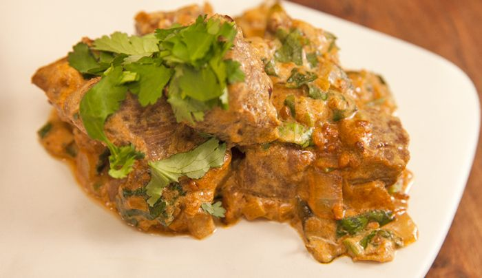 Lamb, Tamarind and Yoghurt Curry
