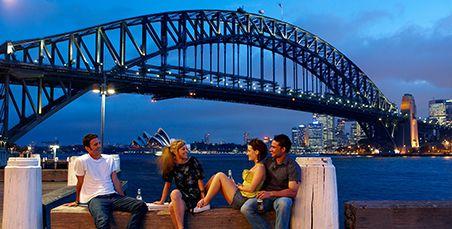 Number 4 ~ Climb the Sydney Harbour Bridge