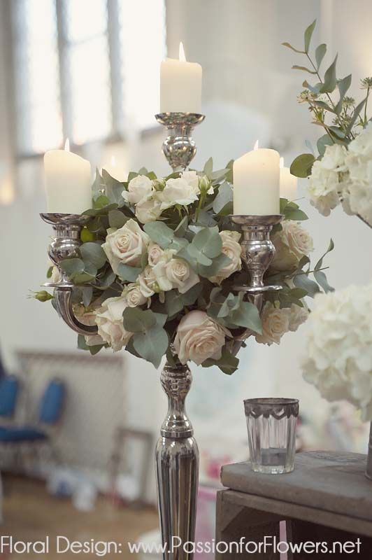 Vintage wedding flowers {Passion for Flowers at The Vintage Chic ...