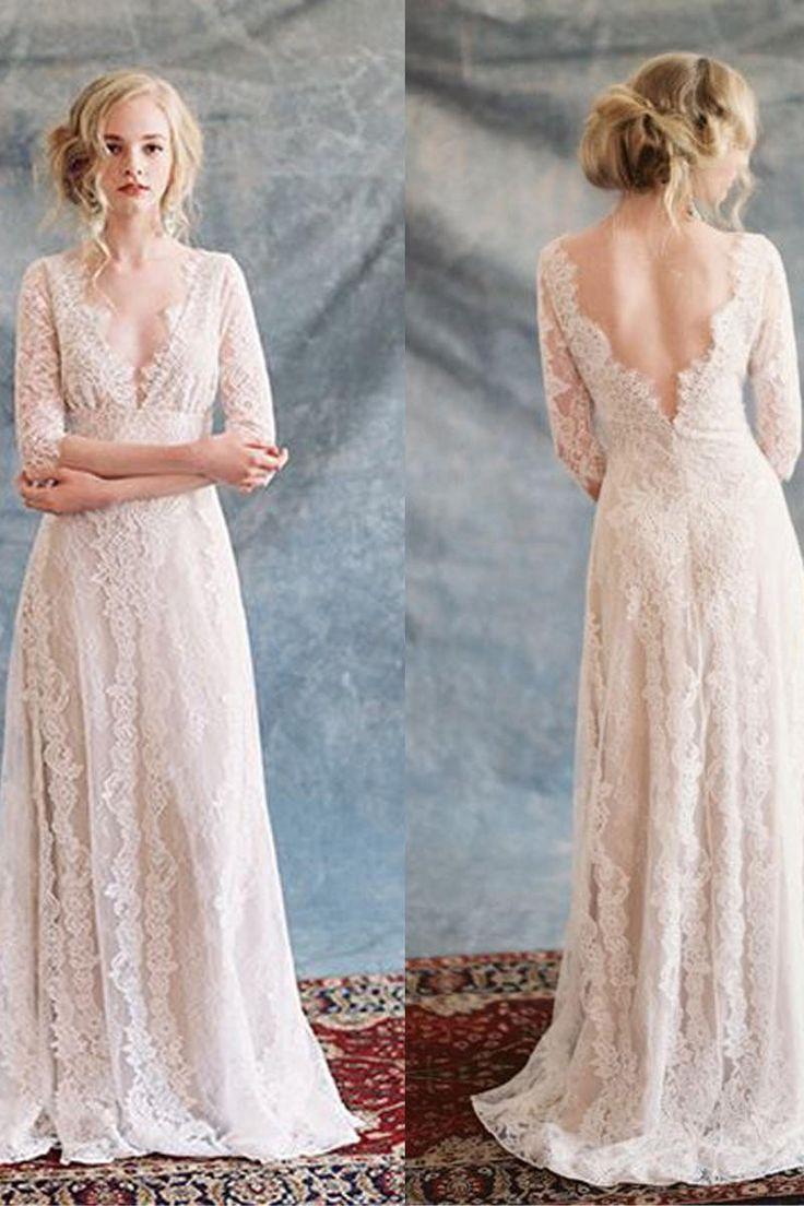 The 49 best WEDDING DRESS images on Pinterest | Boho wedding, Gown ...