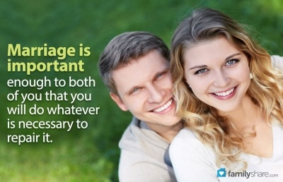 FamilyShare.com l 5 Signs that it is worth your time, energy and commitment to try to save your troubled marriage.