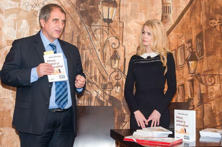 Book launch - Natasha Alina Culea & Vasile Poenaru