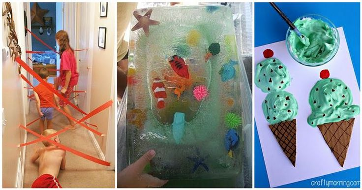 20 Amazing Ways To Keep Your Kids Busy All Summer Long!