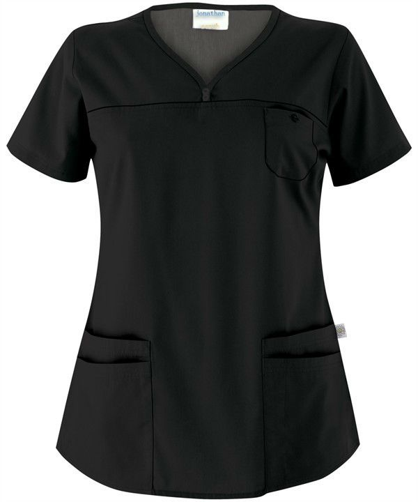 De moda del hospital médico de la enfermera friega diseños de traje uniforme