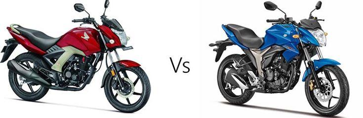5 Reasons to choose Honda Unicorn 160cc over Gixxer 155cc http://blog.gaadikey.com/5-reasons-to-choose-honda-unicorn-160cc-over-gixxer-155cc/