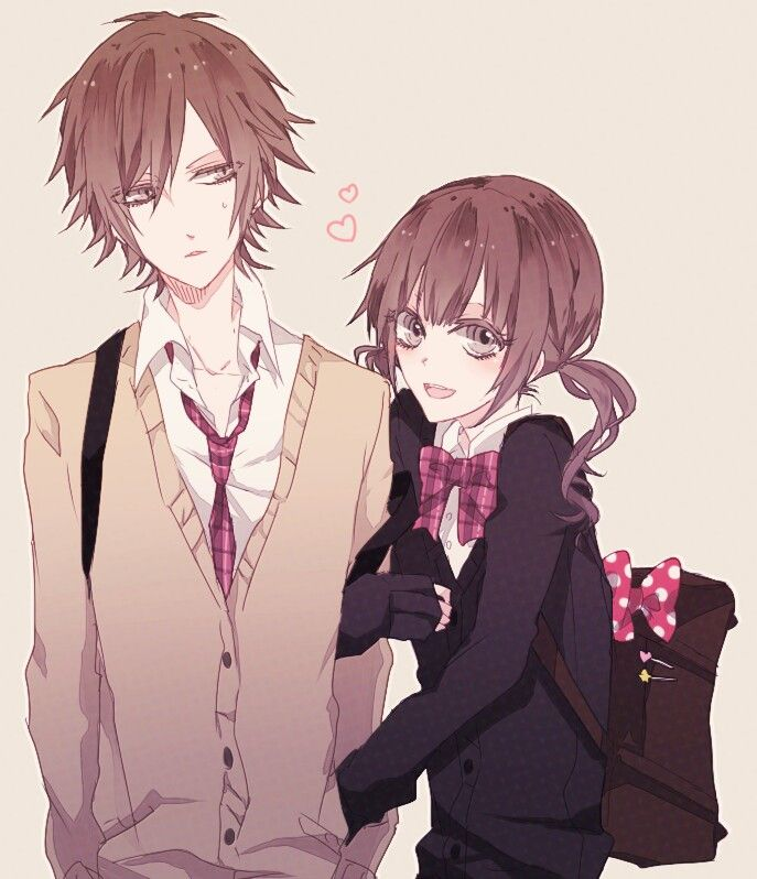 couple anime couples - photo #25