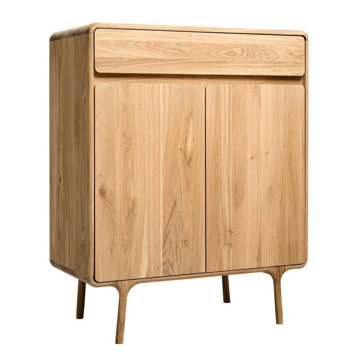 Fawn Oak Sideboard