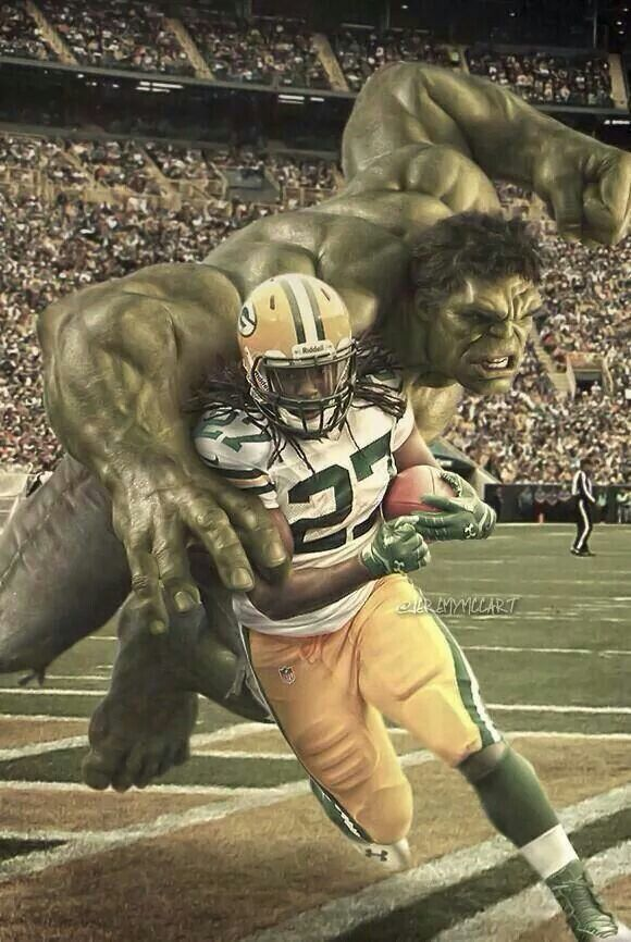 "No body can take Eddie ""hulk"" lacy down!!"