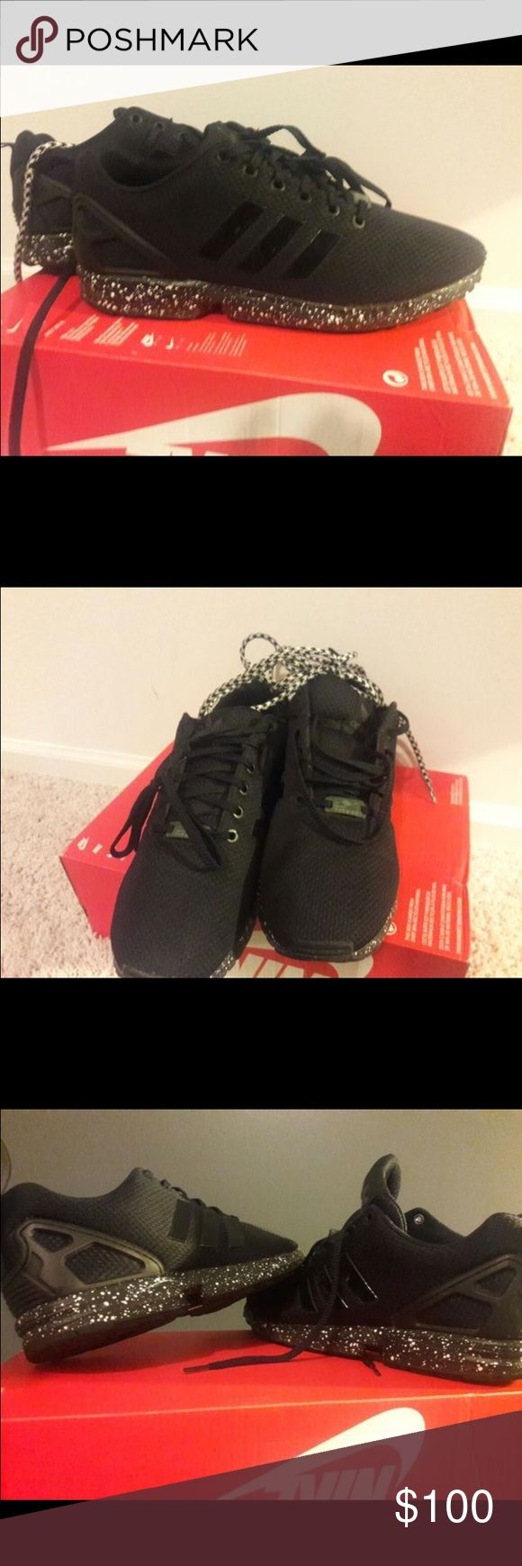Adidas zx flux id Brand new ! Adidas Shoes Sneakers