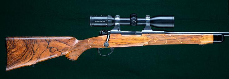 John Bolliger Custom Winchester Model 70