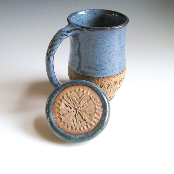 90 best handmade mugs and cups images on pinterest cups for Handmade mug designs