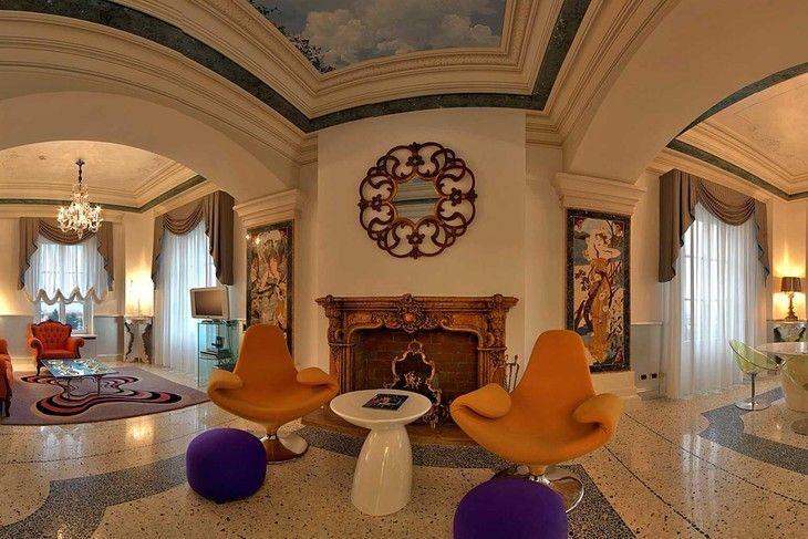 BYBLOS ART HOTEL -Verona, Italy Pinned by Drew Anne Loudermilch