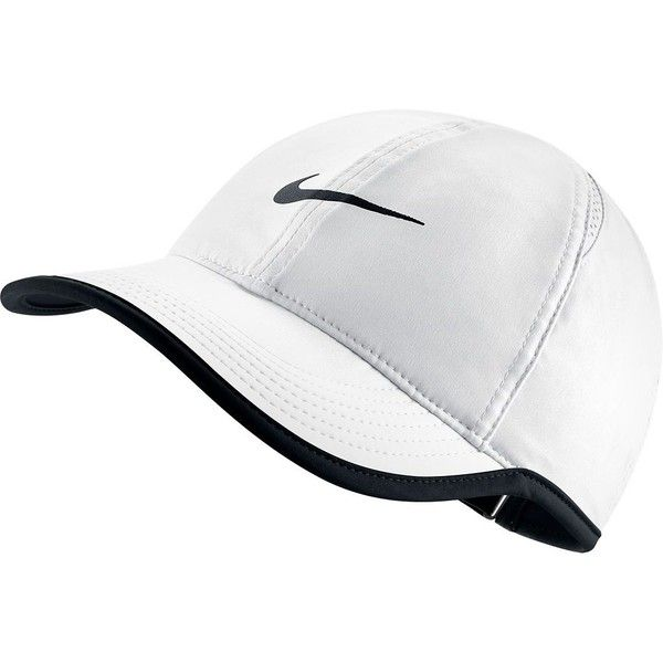 Women\u0027s Nike Featherlight Dri-FIT Hat ($24) ? liked on Polyvore featuring  accessories