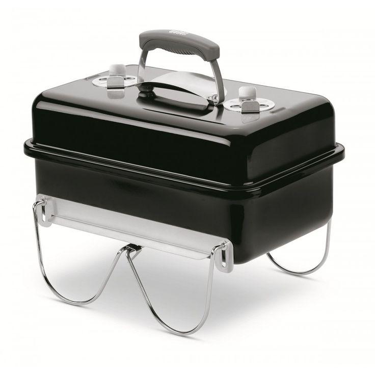 Le Go-Anywhere de Weber, un barbecue portatif.