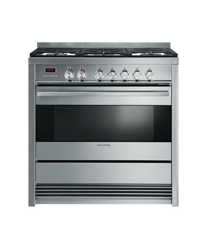 OR90SDBGFX3 - 90cm Freestanding Dual Fuel Cooker - 80866