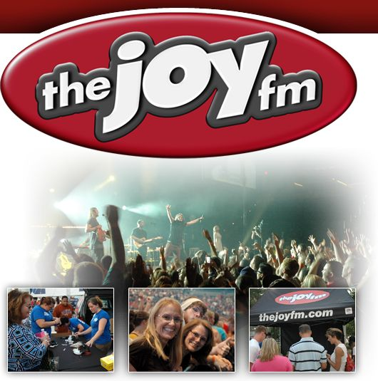 The JOY FM is a great Christian music radio station in FL. Please share if you listen!