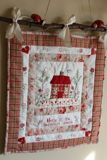 Cindy at her Country Home: quilts