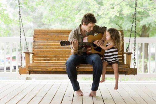 Дарите детям свое присутствие, Это порой для них гораздо важнее любого подарка.