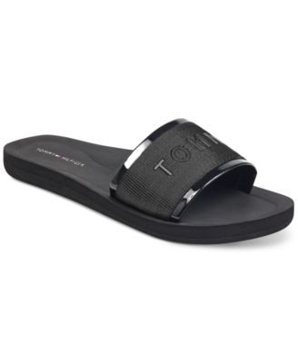 5a2047591 TOMMY HILFIGER Tommy Hilfiger Women S Mery Slide Sandals .  tommyhilfiger   shoes   all women