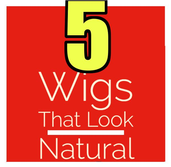Wanna find some real looking wigs that are budget friendly? Here's my list of 5 Affordable Wigs that Look Natural