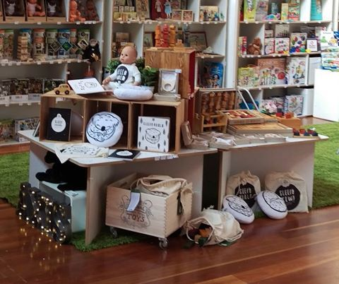 Little and Sleepy on display with Wooden Story, it does not get more dreamy that that! Perfect gifts for new babies and new parents. Check them at Kids Instyle Melbourne this week or visit our website www.axistoys.com