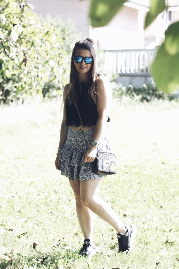 #silvianheach outfit , #hawkers Sunglasses