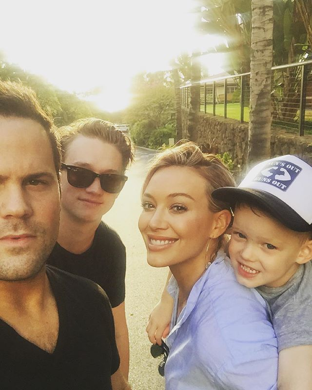 Pin for Later: Hilary Duff and Her Sweet Son Are Instagram's Cutest Duo