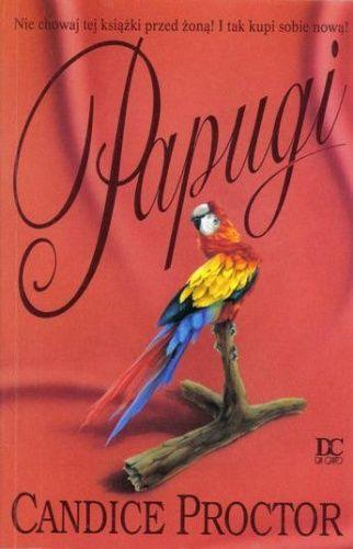 Okładka książki Papugi